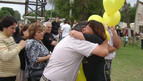 Se recordó a las víctimas de tránsito en Laboulaye