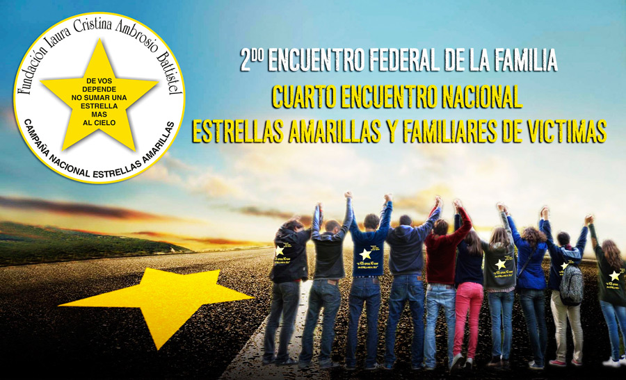 Volante Oficial del 4to Encuentro de Estrellas Amarillas