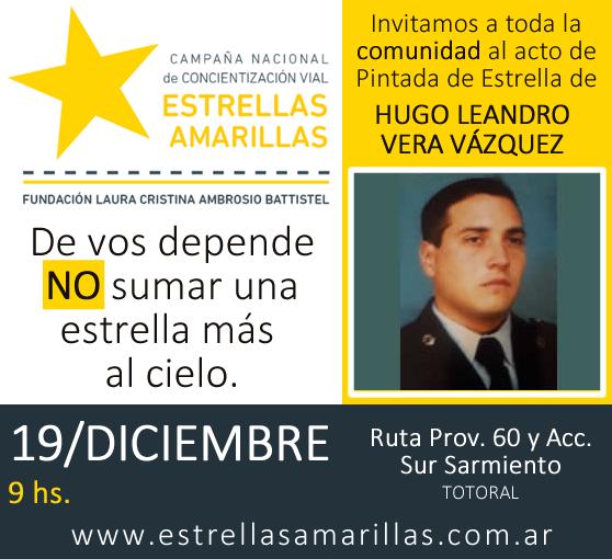 Hugo Leonardo Vera Vázquez