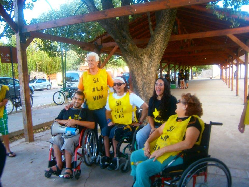 Marcha por la vida - Enero 2013 - Villa María