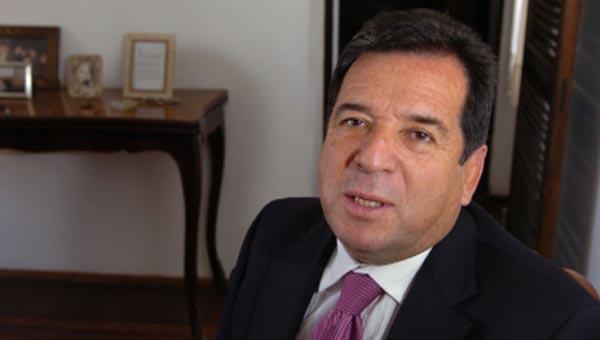 Julio Ambrosio se reunió con Raúl Sánchez