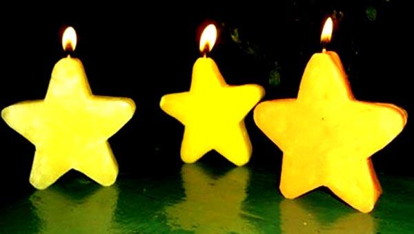 Encendido mundial de velas