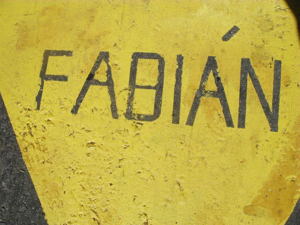 Homenaje a Fabián Lillo