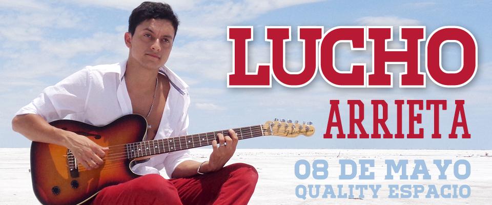 Evento de Concientización con Lucho Arrieta
