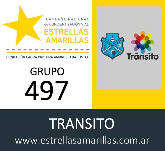 Bienvenido Grupo 497 Tránsito – CORDOBA